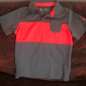 Under Armour polo shirt worn once